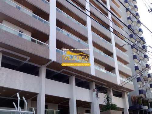Apartamento, código 179600 em Praia Grande, bairro Guilhermina