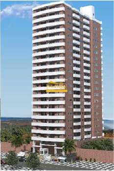 Apartamento, código 168300 em Praia Grande, bairro Canto do Forte