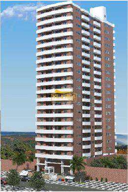 Apartamento, código 168200 em Praia Grande, bairro Canto do Forte
