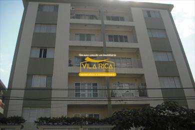 Apartamento, código 163100 em Praia Grande, bairro Canto do Forte