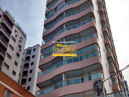 Apartamento, código 148800 em Praia Grande, bairro Tupi