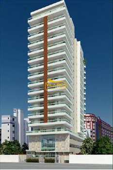 Apartamento, código 146700 em Praia Grande, bairro Guilhermina