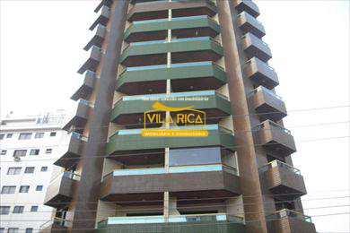 Apartamento, código 140700 em Praia Grande, bairro Canto do Forte