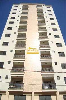 Apartamento, código 133100 em Praia Grande, bairro Caiçara