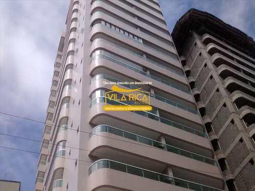 Apartamento, código 128700 em Praia Grande, bairro Canto do Forte