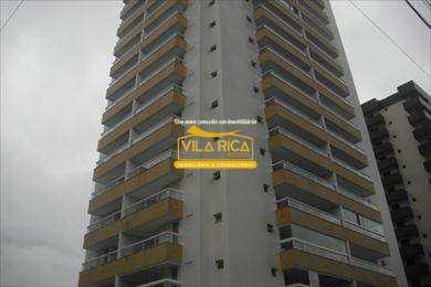 Apartamento, código 125500 em Praia Grande, bairro Caiçara