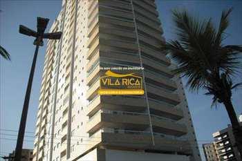 Apartamento, código 124800 em Praia Grande, bairro Aviação