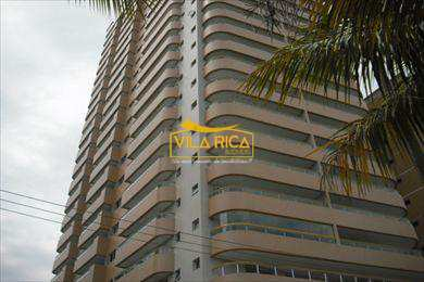 Apartamento, código 115200 em Praia Grande, bairro Aviação