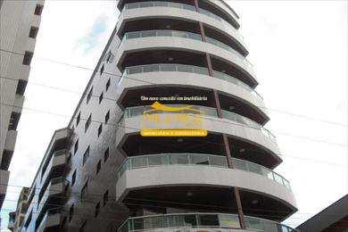 Apartamento, código 103400 em Praia Grande, bairro Guilhermina