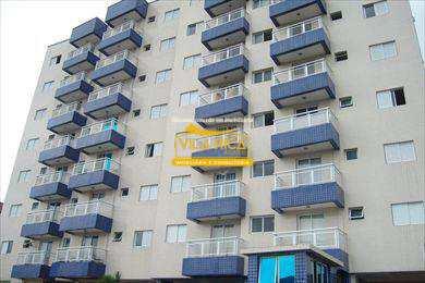 Apartamento, código 82800 em Praia Grande, bairro Aviação