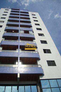 Apartamento, código 53701 em Praia Grande, bairro Vila Assunção