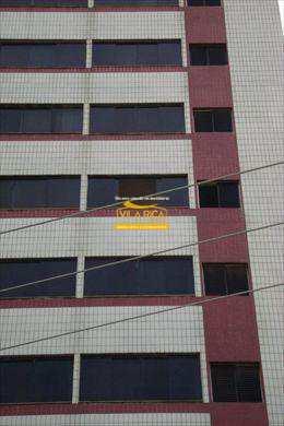 Apartamento, código 50001 em Praia Grande, bairro Guilhermina