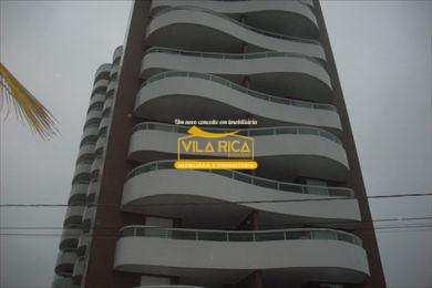 Apartamento, código 47500 em Praia Grande, bairro Maracanã