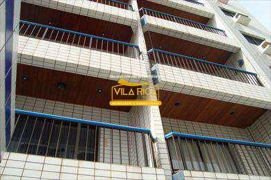 Apartamento, código 42401 em Praia Grande, bairro Guilhermina