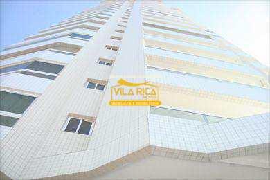 Apartamento, código 39101 em Praia Grande, bairro Mirim