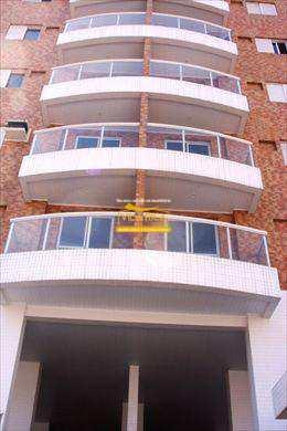 Apartamento, código 38901 em Praia Grande, bairro Tupi