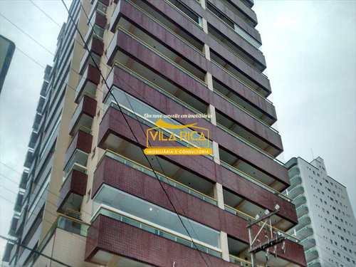 Apartamento, código 35200 em Praia Grande, bairro Caiçara