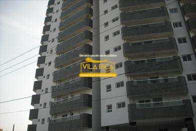 Apartamento, código 31500 em Praia Grande, bairro Maracanã