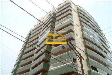 Apartamento, código 24601 em Praia Grande, bairro Canto do Forte