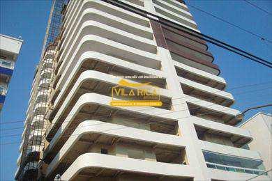Apartamento, código 28100 em Praia Grande, bairro Guilhermina