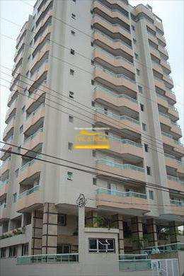 Apartamento, código 21100 em Praia Grande, bairro Canto do Forte