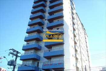 Apartamento, código 13600 em Praia Grande, bairro Canto do Forte