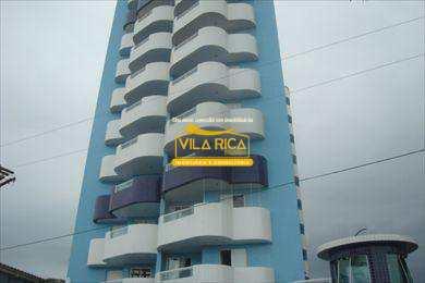 Apartamento, código 2500 em Praia Grande, bairro Caiçara