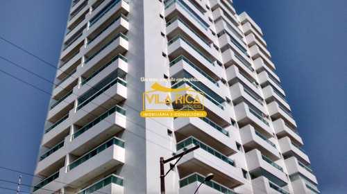 Apartamento, código 375218 em Praia Grande, bairro Caiçara