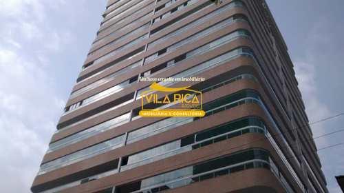 Apartamento, código 375222 em Praia Grande, bairro Guilhermina
