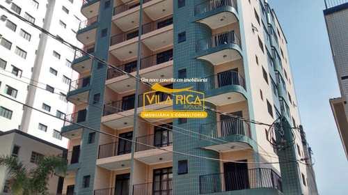 Apartamento, código 375225 em Praia Grande, bairro Tupi