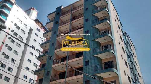 Apartamento, código 375226 em Praia Grande, bairro Tupi