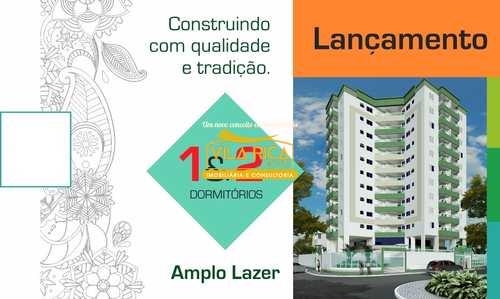 Apartamento, código 375279 em Praia Grande, bairro Guilhermina