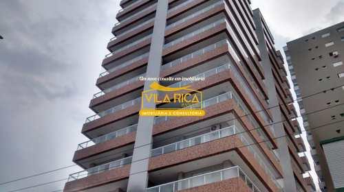 Apartamento, código 375298 em Praia Grande, bairro Canto do Forte