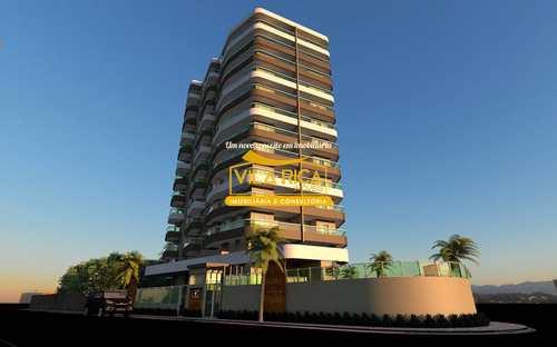 Apartamento, código 375305 em Praia Grande, bairro Caiçara