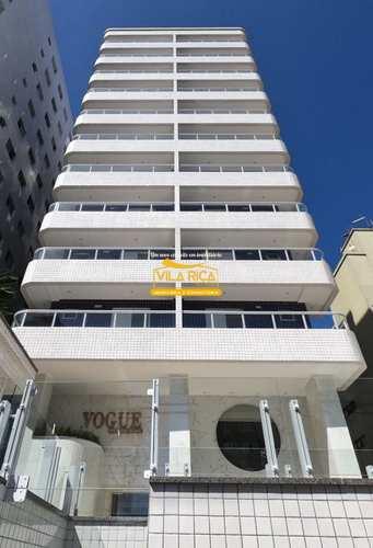 Apartamento, código 375308 em Praia Grande, bairro Canto do Forte