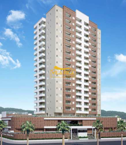 Apartamento, código 375324 em Praia Grande, bairro Caiçara