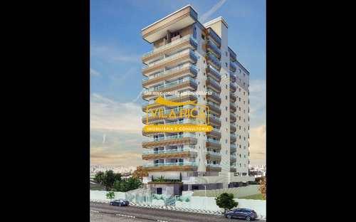 Apartamento, código 375328 em Praia Grande, bairro Guilhermina