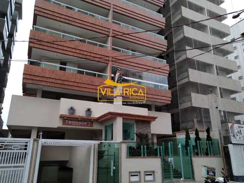Apartamento, código 375331 em Praia Grande, bairro Guilhermina