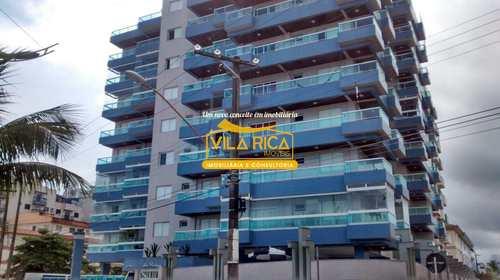 Apartamento, código 375354 em Praia Grande, bairro Caiçara