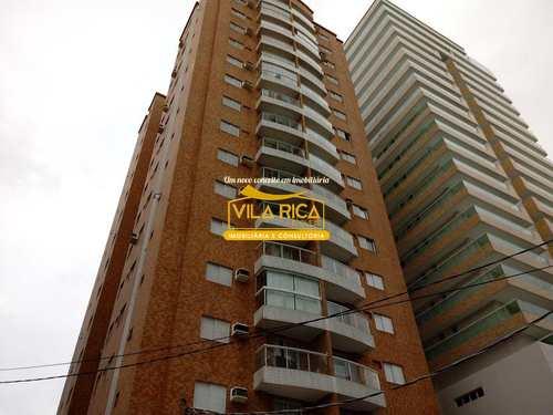 Apartamento, código 375412 em Praia Grande, bairro Tupi