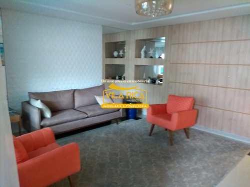 Apartamento, código 375437 em Praia Grande, bairro Guilhermina