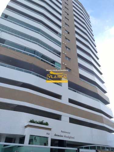 Apartamento, código 375440 em Praia Grande, bairro Caiçara