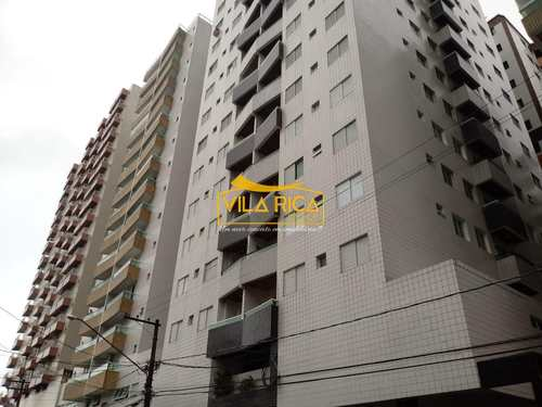 Apartamento, código 375444 em Praia Grande, bairro Ocian