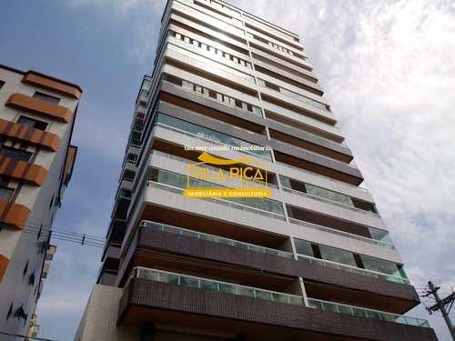 Apartamento, código 375448 em Praia Grande, bairro Guilhermina