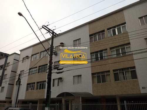Apartamento, código 375533 em Praia Grande, bairro Tupi