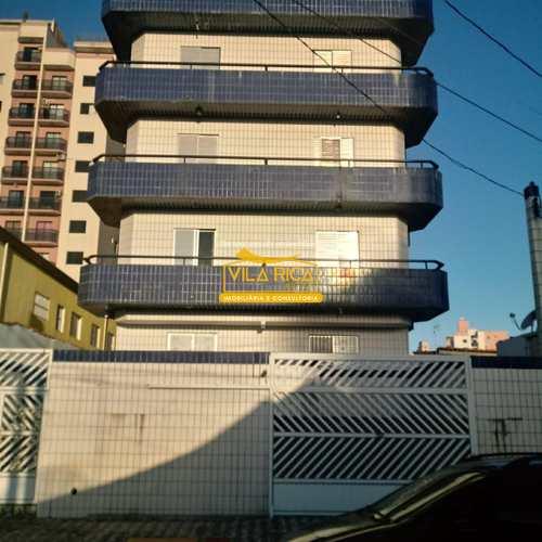 Apartamento, código 375578 em Praia Grande, bairro Tupi