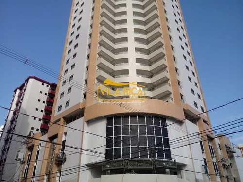 Apartamento, código 375613 em Praia Grande, bairro Canto do Forte