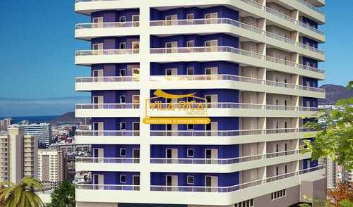 Apartamento, código 375761 em Praia Grande, bairro Caiçara