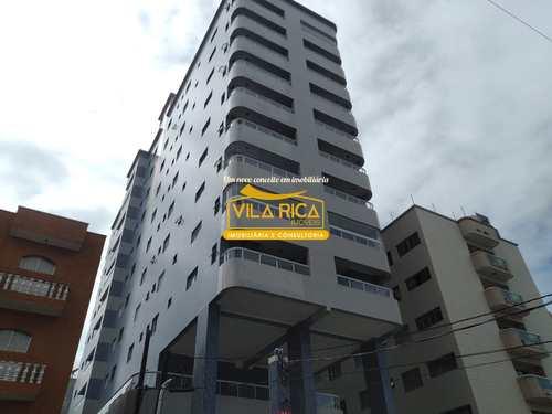 Apartamento, código 375783 em Praia Grande, bairro Caiçara