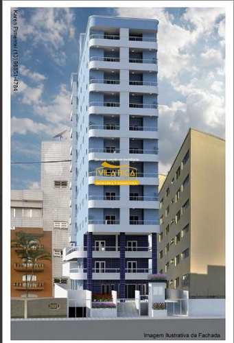 Apartamento, código 375789 em Praia Grande, bairro Caiçara